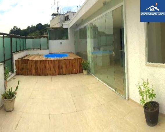 Cobertura Duplex Na Rua Doutor Paulo Alves - Co00035 - 32898444