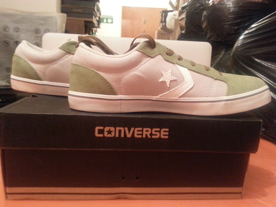 Zapatillas Converse All Star Player Badge 2 Lona Nobuk.