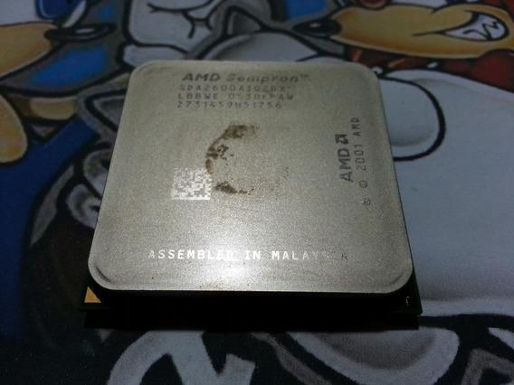 Cpu Processador Amd Semprom 2600 754 Raro