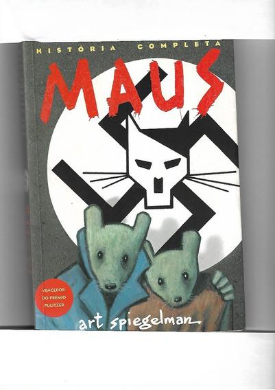 Maus História Completa - Art Spiegelman