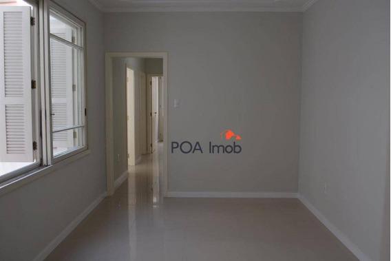 Casa Residencial Para Locação, Rio Branco, Porto Alegre. - Ca0314