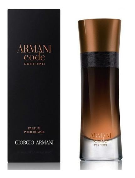 Perfume Code Homme Profumo Masc Edp 60ml - Giorgio Armani