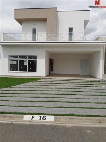 Sorocaba - Casa 3 Suítes Campos Do Conde I - 65491