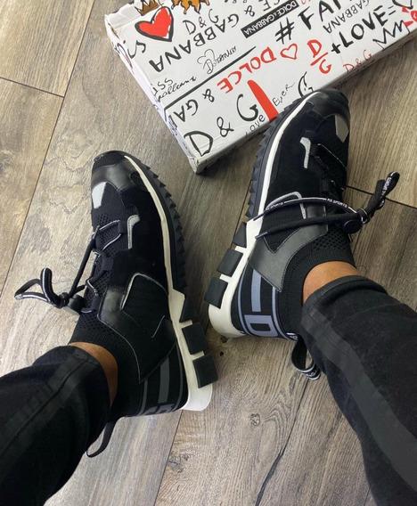 Tenis Dolce & Gabbana 30% Off
