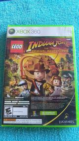 Indiana Jones + Kung Fu Panda - Xbox 360
