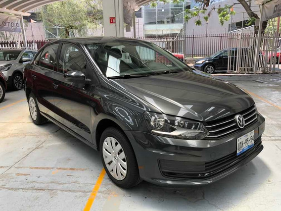 Volkswagen Vento 1.6 Starline At 2017