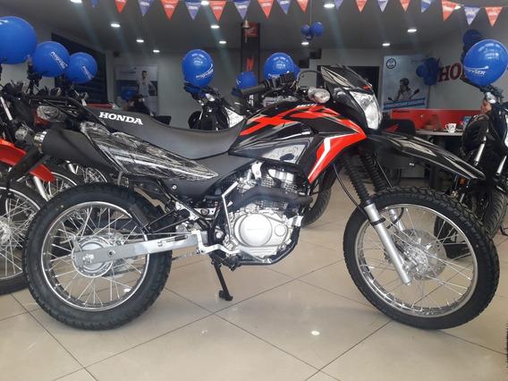 Honda Xr150l Modelo 2021 0 Km Inicial Desde $100mil