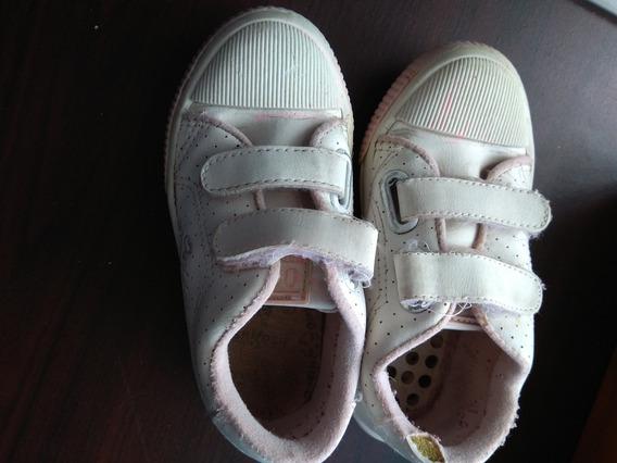 Zapatillas Oshkosh Cuero Nro 24