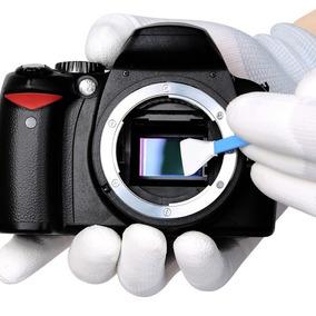 Limpeza Externa E Do Sensor Ccd Camera Dslr Leia Anuncio