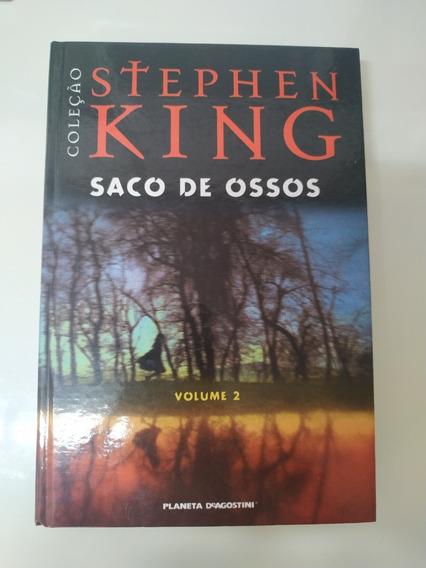 Livro Saco De Ossos Vol 2 - Stephen King ( Novo )