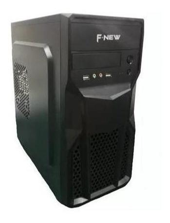 Cpu Gamer I3 9100f, Com 8gb, Ssd 240, Video Gtx 1060 De 6gb