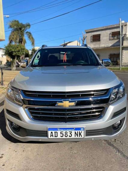 Chevrolet S10 2.8 Cd 4x4 Ltz Tdci 200cv At 2019
