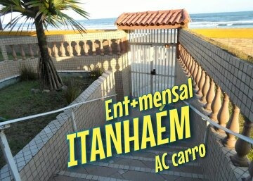 Kitnet Beira Mar Torro Sp