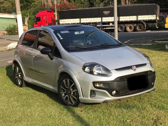 Fiat Punto 1.8 16v Blackmotion Flex Dualogic 5p 2015