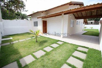 Casa Com 2 Dorms, Bopiranga, Itanhaém - R$ 282.990,00, 229m² - Codigo: 293 - V293