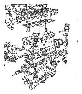 2 Manuales De Taller Motor Perkins 6.354 Fase 4 En Español