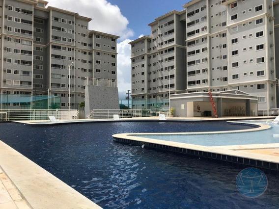 Apartamento No West Village / 55 M² - V-10625