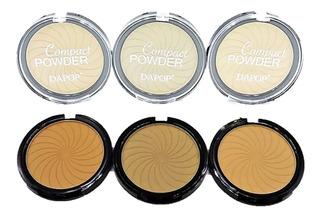 Maquillaje Set 3 Polvos Compactos Mc Cosmetics Envio Gratis