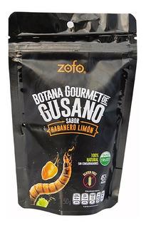 Zofo, Botana Y Sales Gourmet De Gusano