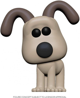Funko Pop Wallace & Gromit Gromit