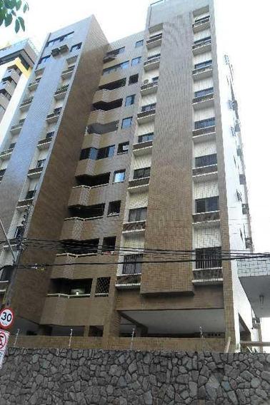 Apartamento Com 3 Dormitórios À Venda, 101 M² Por R$ 420.000,00 - Madalena - Recife/pe - Ap0514