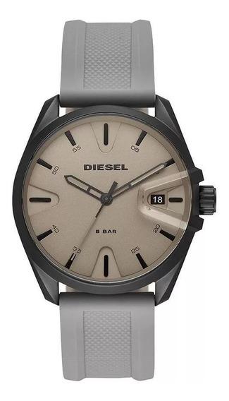 Relógio Diesel Ms9 3 Hand - Dz1878/8cn