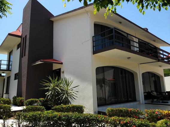 Se Vende Casa Amueblada Con Recámara En Planta Baja En Paraíso Del Estero, Alvarado, Veracruz