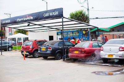 Franquicias Ferrautos Car Wash