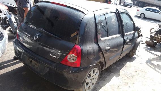 Sucata Para Retirada De Peças Renault Clio 07 1.0 16v Flex