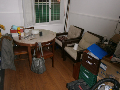 Asencio Y Br. Artigas Apto 1 Dormitorio Planta Baja C/patio