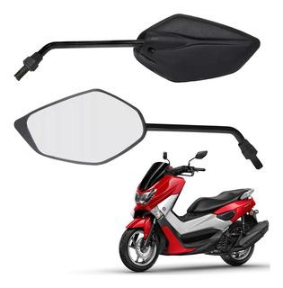 Retrovisor Moto Scooter Modelo Yamaha Nmax 160 2018 2019 Par