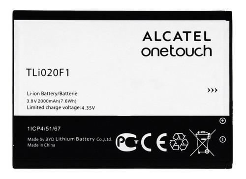 Bateria Pila Alcatel C7 Idol 2 5042a Ot7040 Ot6036 Tli020f1