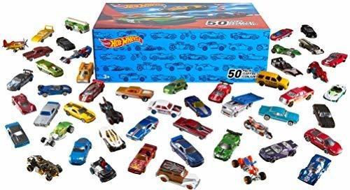 Hot Wheels Basic Car 50-pack (el Embalaje Puede Variar)
