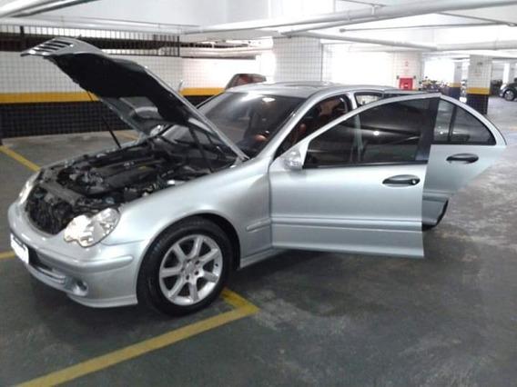 Mercedes-benz Classe C 1.8 Avantgarde Kompresor 4p 2006
