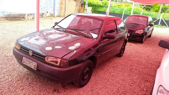 Volkswagen Gol 1.0 Mi Special 8v Gasolina 2p - 2001