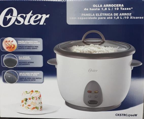 Olla Arrocera Oster 10 Tazas+cuchara Medidora+cucharon