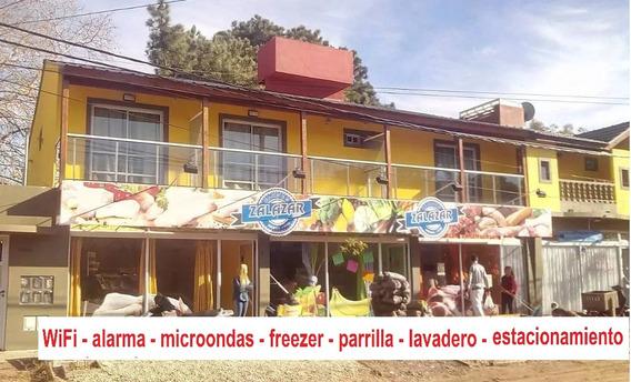 Alq. X Día San Bernardo 5p.tv-wifi-microo-freez - Tarjeta