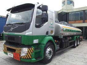 Vm 330 2016 Truck Tanque Combutivel 15 Mil Litros Automati