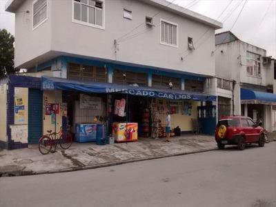 Fundo De Comércio Em São Vicente Bairro Parque São Vicente - V58