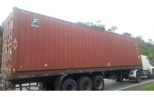 Container Maritimo 40 Pes