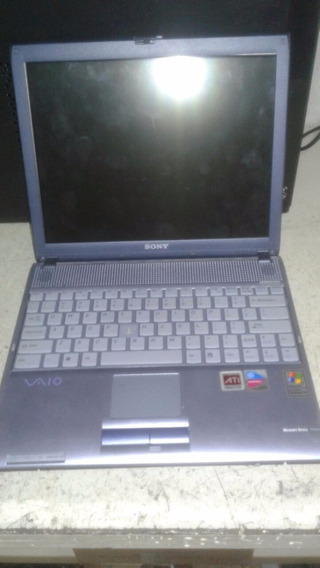 Carcaça Completa Notebook Sony Vaio Modelo Pcg-6b1l
