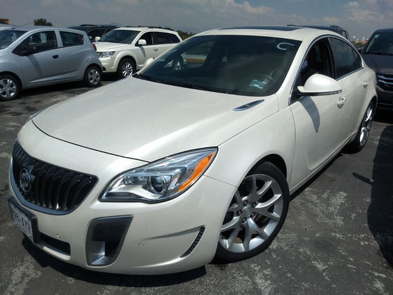 Buick Regal Gs 2015
