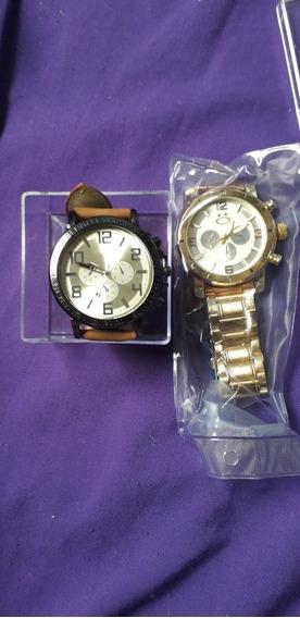 Kit Relógio Promoção Dois Relógios.