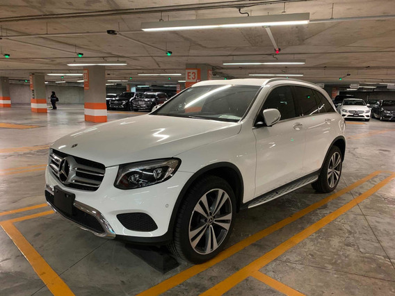 Mercedes-benz Glc 300 Sport At 2019 Blanco