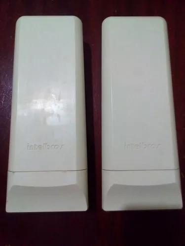 Kit 10 Intelbras Wom 5000 Wisp - Cpe 5ghz 12dbi