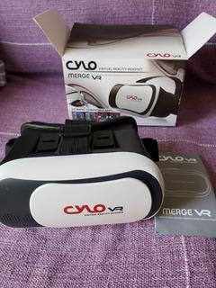 Oculos Vr Cylo Para Smarthphone - Semi Novo
