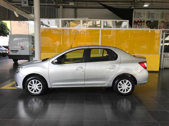 Renault Logan 1.6 Expression Hi-power Easy-r 4p 2017