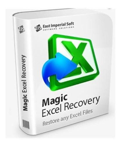 Imagen 1 de 4 de Magic Excel Recovery Español Con Licencia
