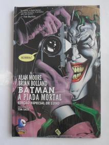 Batman A Piada Mortal Panini Lacrada