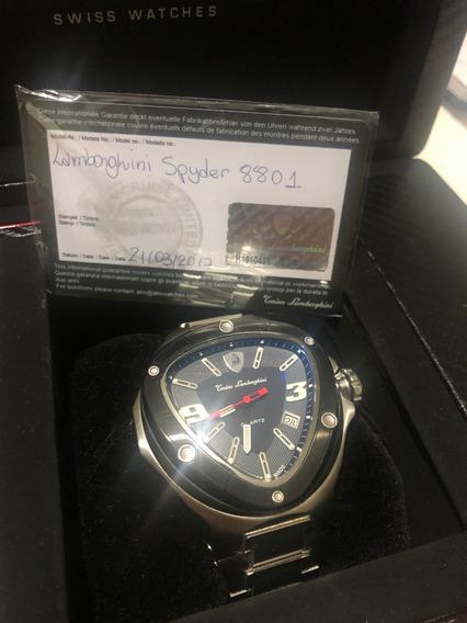 Relógio Lamborghini Spyder 8801